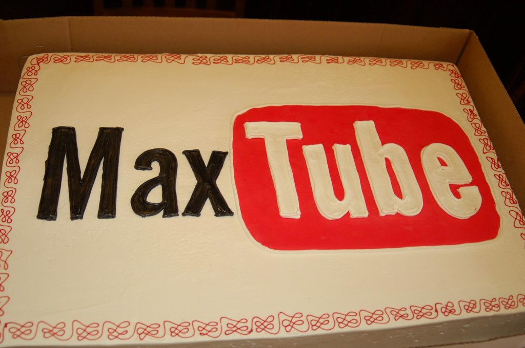 maxtube drawn cake