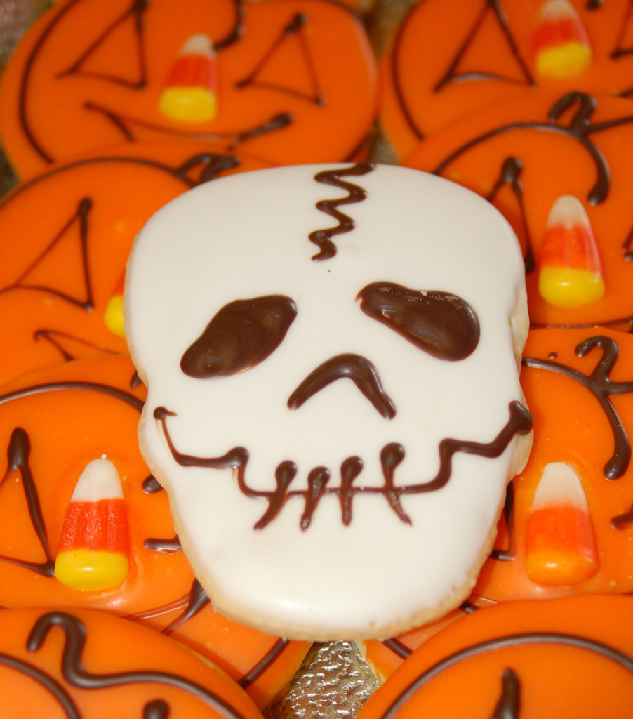 skull cookie 2013