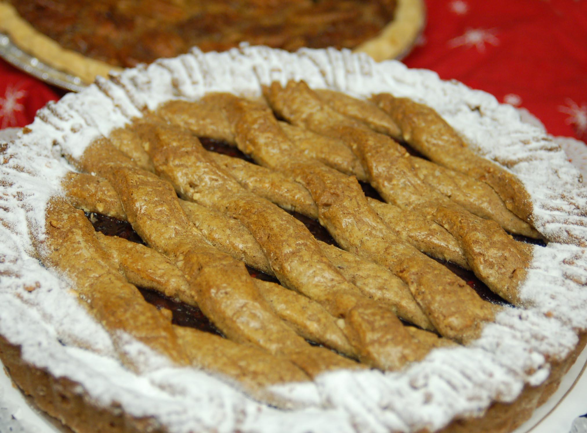 austrian linzer torte