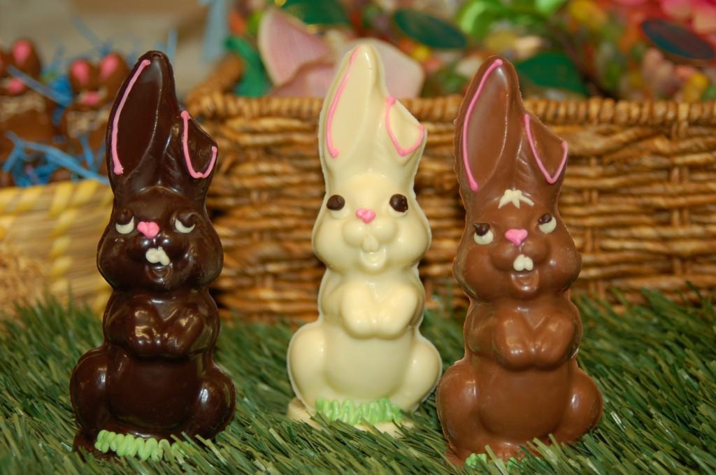 Small Chocolate Bunny