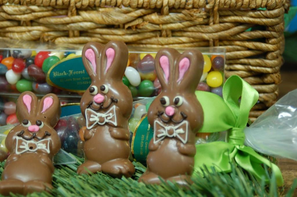 Chocolate Baby Bunny