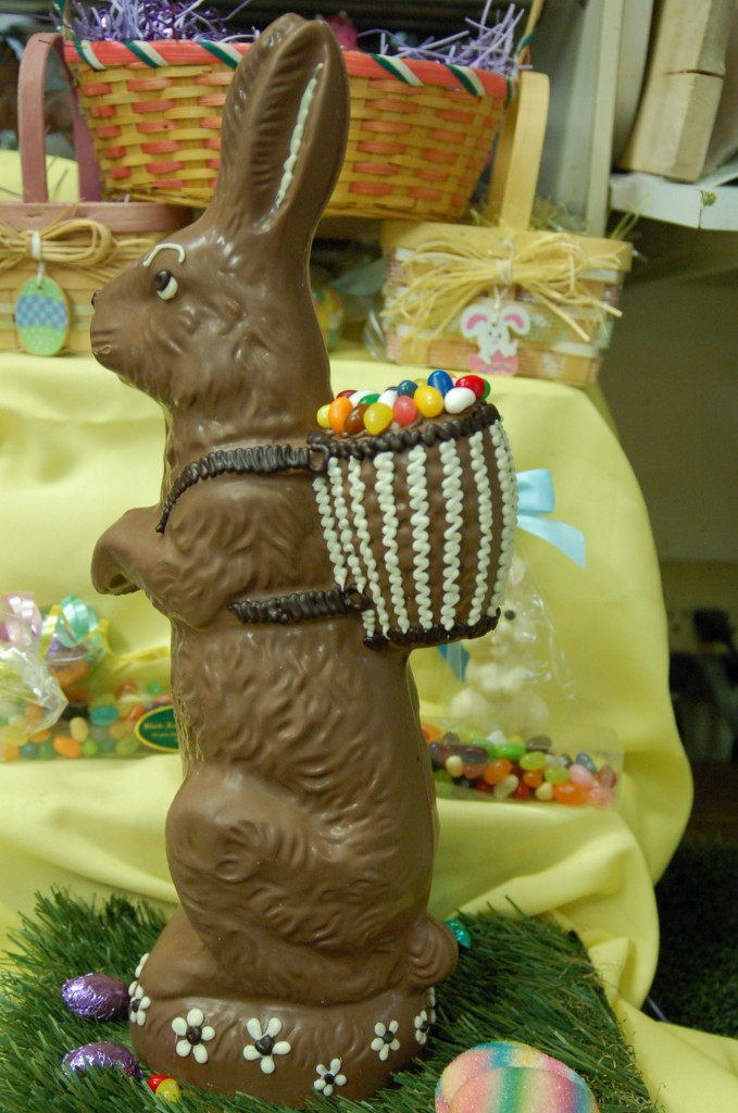 Extra Large Chocolate Bunny