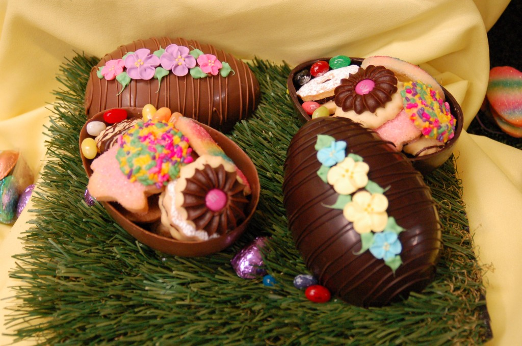 Medium Chocolate Eggs