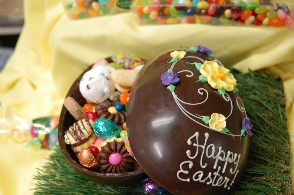 Large Chocolate Egg