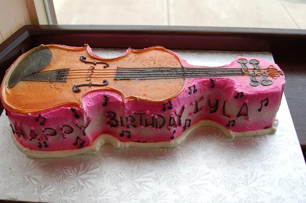 2d violin