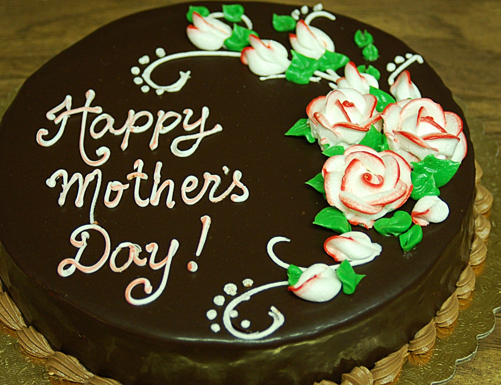 Mothers Day Truffle Torte