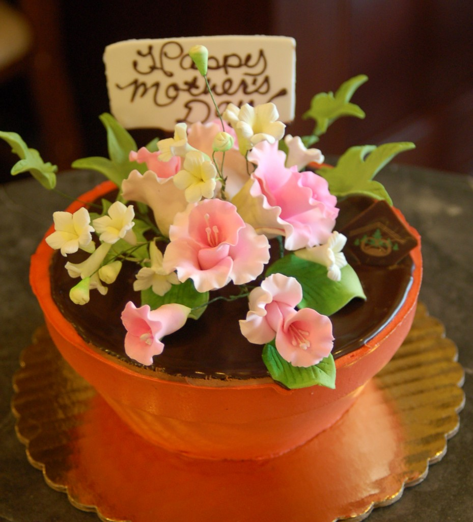 Mothers Day Flower Pot
